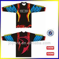 Custom Dye Sublimation China Motorcycle clothing