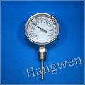 termómetro bimetal industrial