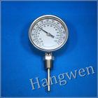 Industrial bimetal thermometer