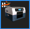 Full smart automatic DTG t-shirt printer support white ink 5760dpi max