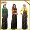 2014 Promotion muslim women long dress/ women long abaya / lady kaftan KDT-ALY019