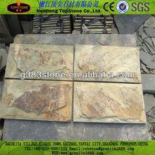 Losa de cuarcita para cubrir las paredes/interior paneles de pared