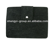 (FA-11)Simple Felt Tablet Cover Fashion Felt Pad Case