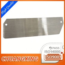 aluminum sheet metal stamping and forming auto parts for Japan market, with 3.0mm thickness