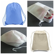 Hot selling_Promotional drawstring bag/polyester drawstring bag/Drawstring shoe bag