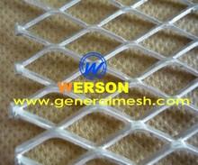 Aluminium expanded metal auto grille mesh -diamond aperture