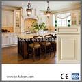 luxo branco antigo maple de madeira maciça de armário da cozinha porta