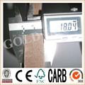 China mdf primas/melamina mdf/a prueba de agua tablero de mdf