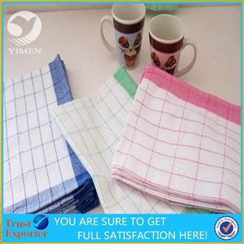 plain white linen cotton tea towels wholesale