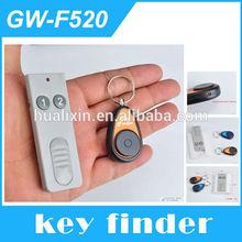 Promotional Gift Whistle Key Finder Smart Finder 2 Way Key Finder Wireless Remote Alarm Find Lost Keys CE ROHS
