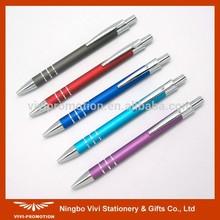 Anodized Aluminum Pen with Different Colors (VBP104)