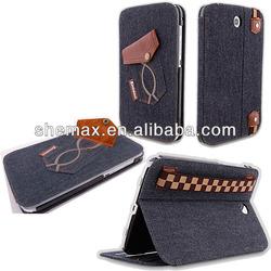 OEM Denim Jean Case For iPad