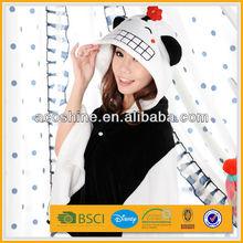 baby fleece blanket with hood