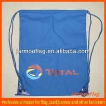 cheap customized nylon drawstring laundry bag