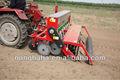 Trigo sembradora con tolva de fertilizantes, semilla de perforación, plantador de trigo