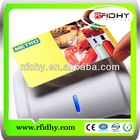 Professional Supplier biometric and card access control with pvc smart card