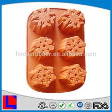 custom-made FDA moldes de silicon
