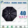 umbrella design 40w solar charger for macbook