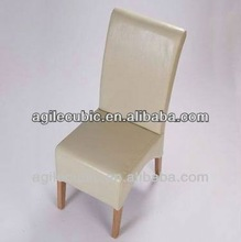 New design leather dinging chair