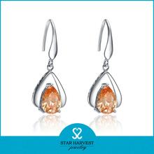Sparking rhinestone earring chandelier