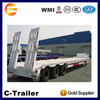 low bed semi trailer,welding truck trailers,tri-axle dolly trailers