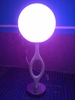 RGB floor standing lamp with remote control