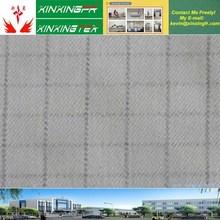 China manufacturer NFPA2112 100% Cotton Flame Retardant Anti-static Sateen fabric for Workwear/Garment/Gloves