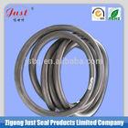 large diameter DN800mm black plastic water pipe roll seal ring