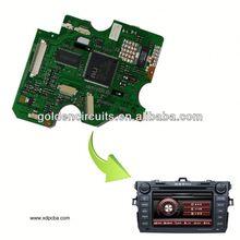 High quality electronics led spot light pcb