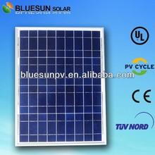 Bluesun 2014 hot sale poly 60w solar panel cheap mini solar panels