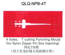 Nylon Zipper Hole Punching Mould