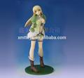 La costumbre de la resina de la figura de dibujos animados/anime japonés muñecas sexuales/lindo anime juguetes