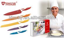 HOT SELL swiss line knife Kitchen knife set
