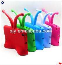 soft EVA foam rubber tablet bumper case for ipad mini