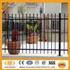 1.8m x 2.4m black aluminum fence ( high quality )