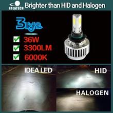 H11 LED Headlight high lumen SMD led Next Generation HID/ H4 H7 H8 H9 H10 H11 9004 9005 9006 9007 led car headlight
