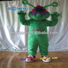 Funny animal cartoon mascot costume