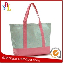 Shopping bags with roller&black shopping bag&pouch nylon shopping bag