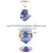 Handmade Glass Incense Burner