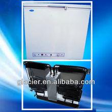 XD-200 12V DC LPGas Butane Gas chest deep freezer