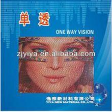 Perforated Vinyl One Way Vision,sticker one way vision,Printable window vinyl