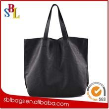 Green spun shopping bag&denim shopping bag&matte euro paper shopping bag