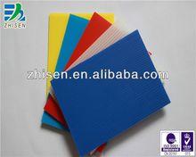fire retardant correx plastic sheet manufacturer
