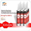Clear Silicone Based Sanitary Sealant Metal & Glass