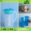 3.2L large capacity plastic pitcher water jug