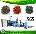 Sjy-110 granuliermaschine kunststoff recycling in deutschland