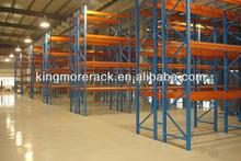 Warehouse heavy duty storage pallet rack shelf system