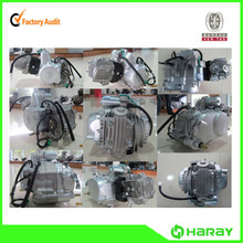 Chinese Loncin Street Motorcycle Engine WIN100/110 Air Cooled