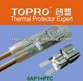 reajuste manual motor eléctrico dc protector térmico y el interruptor térmico