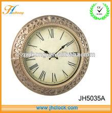 jinhong antique wall clock western style